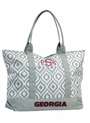 University of Georgia Tote Bag | Personalized Monogram