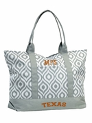 University Texas Tote Bag - Embroidered | Personalized