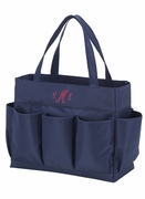 Utility Tote Bag   Seven Pocket   Personalized