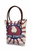 Vintage Replica Seed Tote Bag