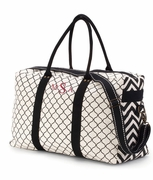 Woman's Overnighter Duffle Bag | Monogram