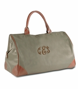 Women's Nylon Duffle Bag | Monogram