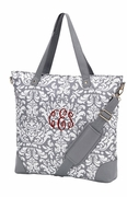 Women's Vertical Messenger Bag | Monogrammed