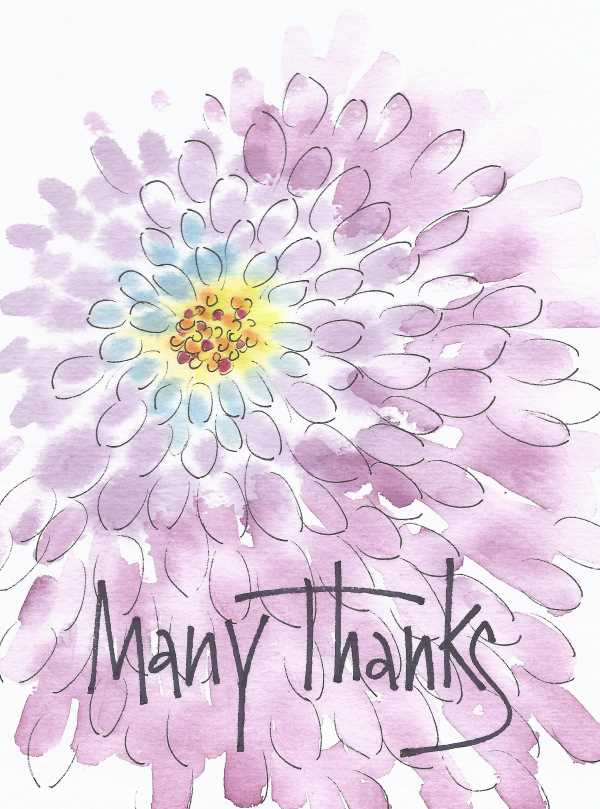Friendship burst of thanks greeting card with message burst of thanks greeting card with message m4hsunfo