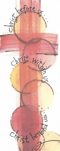 Christ Before Us Bookmark