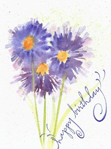 Fabulous Birthday Greeting Card, with message