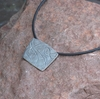 River Pewter Necklace