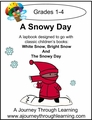 A Snowy Day Lapbook- 5.00