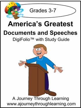 America's Greatest Documents and Speeches DigiFolio-4.50