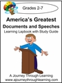 America's Greatest Documents and Speeches Lapbook 8.00