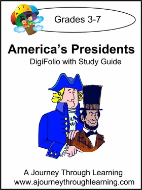 America's Presidents DigiFolio-4.50