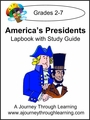 America's Presidents Lapbook-8.00