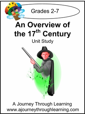 An Overview of the 17th Century Unit Study--4.50
