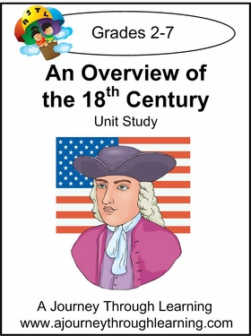 An Overview of the 18th Century  Unit Study--4.50