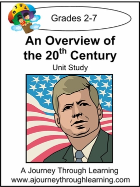 An Overview of the 20th Century Unit Study--4.50
