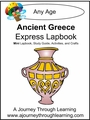 Ancient Greece Express (Quick) Lapbook