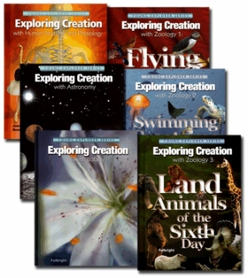 Apologia Exploring Creation Lapbooks-LARGE Size!