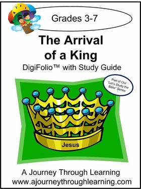 Arrival of a King DigiFolio-4.50
