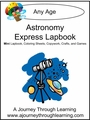 Astronomy Express (Quick) Lapbook