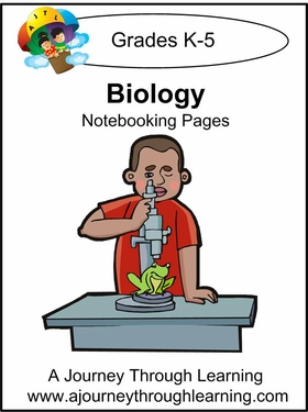 Biology Notebooking Pages-4.50