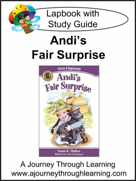 Circle C Beginnings-Andi's Fair Surprise Lapbook (book 3)