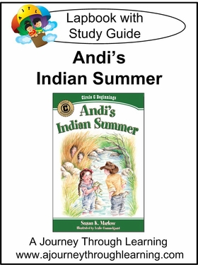 Circle C Beginnings-Andi's Indian Summer Lapbook (book 2)