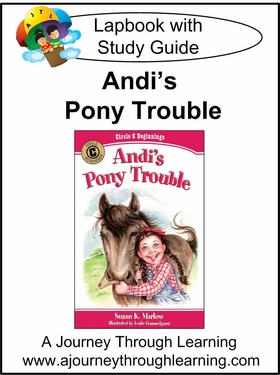 Circle C Beginnings-Andi's Pony Trouble Lapbook (book 1)