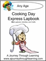 Cooking Day Express (Quick) Lapbook