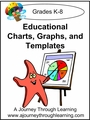 Educational Charts, Graphs, and Templates-8.00