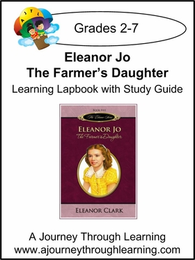 Eleanor Jo: A Farmer's Daughter Lapbook (book 5)