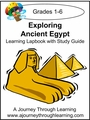Exploring Ancient Egypt Lapbook for Foundations--8.00