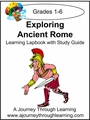 Exploring Ancient Rome Lapbook for Foundations --8.00