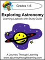 Exploring Astronomy Lapbook with Study Guide