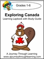 Exploring Canada Lapbook for Foundations--8.00