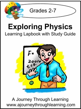 Exploring Physics Lapbook with Study Guide-8.00