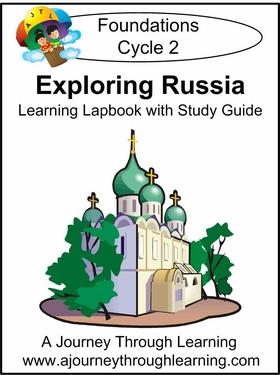 Exploring Russia for Foundations Cycle 2 Lapbook