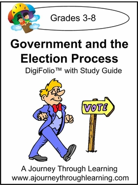 Government and the  Election Process DigiFolio-4.50