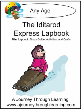 Iditarod Express (Quick) Lapbook