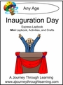 Inauguration Day Express (Quick) Lapbook