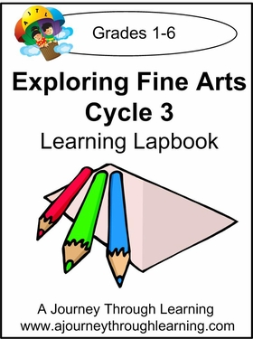 Exploring Fine Arts- Cycle 3--8.00