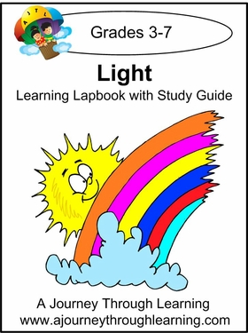 Light Lapbook with Study Guide