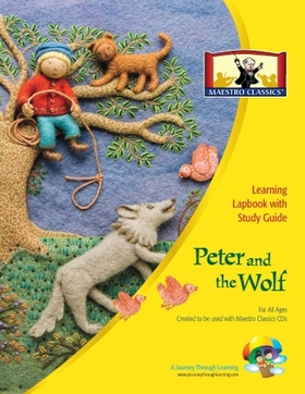 Maestro Classics Peter and the Wolf Lapbook