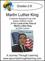 Martin Luther King Lapbook--8.00