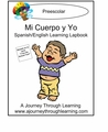 Mi Cuerpo y Yo (Me and My Body) Lapbook