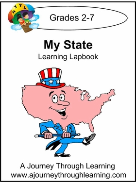 My State Lapbook -8.00