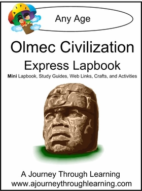 Olmec Civilization Express (Quick) Lapbook