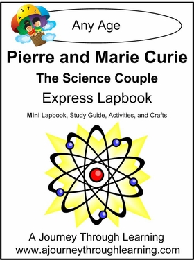 Pierre and Marie Curie Express (Quick) Lapbook