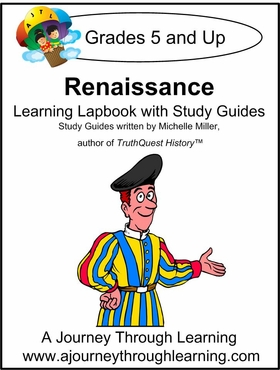 TruthQuest- Renaissance Lapbook with Study Guide--8.00