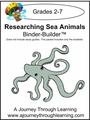 Researching Sea Animals Binder-Builder-8.00