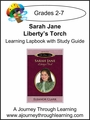 Sarah Jane: Liberty's Torch Lapbook (book 4)